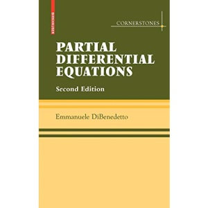 Partial Differential Equations: Second Edition (Cornerstones)