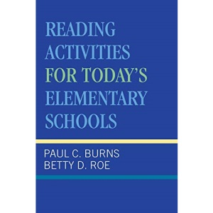 Reading Activities For Today's Elementary Schools