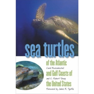 Sea Turtles of the Atlantic and Gulf Coasts of the United States (Wormsloe Foundation Publication)