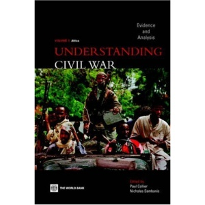 Understanding Civil Wars: Evidence and Analysis: Africa v. 1