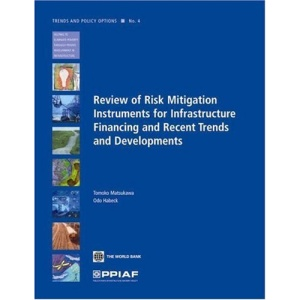 Review of risk mitigation instruments for infrastructure financing and recent trends and development (Trends and policy options)
