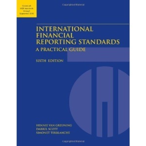 International Financial Reporting Standards: A Practical Guide (World Bank Training)
