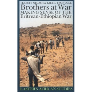 Brothers at War (Eastern African Studies)