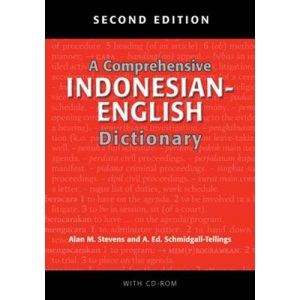 A Comprehensive Indonesian-English Dictionary