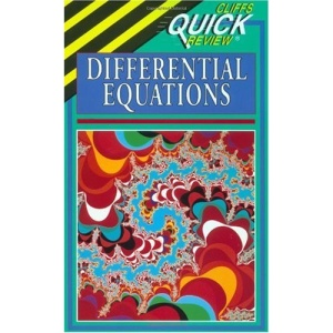 Quick Review Differential Equations (CliffsQuickReview)