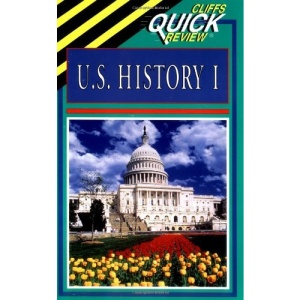 U.S. History: Bk.1 (Cliffs Quick Review)