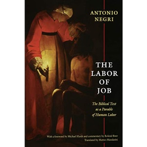 The Labor of Job: The Biblical Text as a Parable of Human Labor (New Slant: Religion, Politics, and Ontology)