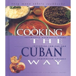 Cooking the Cuban Way (Easy Menu Ethnic Cookbooks)