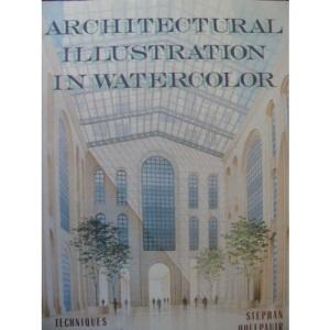 Architectural Illustration in Watercolour