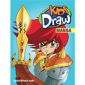 Kids Draw Manga (Kids Draw)