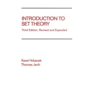 Introduction to Set Theory (Pure and Applied Mathematics)
