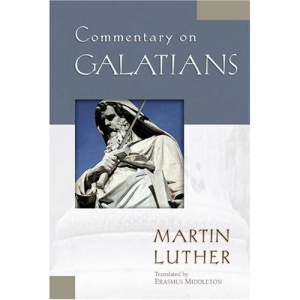 Commentary on Galatians (Kregel Classic Reprint Library)