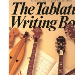 Tablature Writing Book