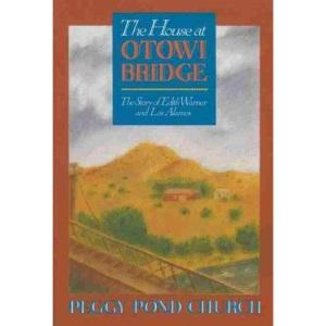 House at Otowi Bridge