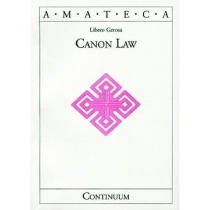 Canon Law (Handbooks of Catholic Theology)