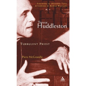 Trevor Huddleston: Turbulent priest