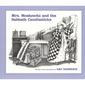 Mrs Moskowitz and the Sabbath Candlesticks