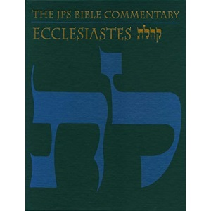 Ecclesiastes (JPS Bible Commentary)