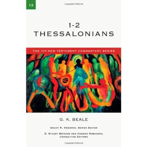1-2 Thessalonians (IVP New Testament Commentary)