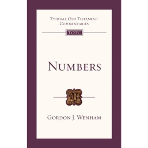 Numbers: An Introduction and Commentary (Tyndale Old Testament Commentaries)