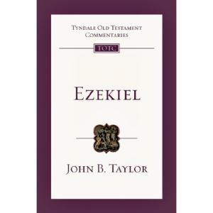 Ezekiel (Tyndale Old Testament Commentaries)