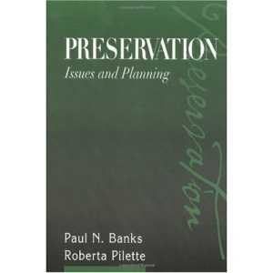 Preservation: Issues and Planning