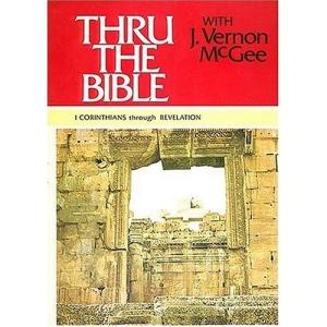 1 Corinthians Through Revelation: 5 (Thru the Bible Commentary)