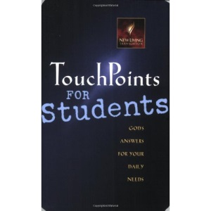 Touchpoints for Students: God's Answer for Your Daily Needs (Touchpoints S.)