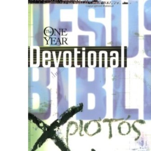 One Year Jesus Bible Devotional, The (One Year Book)
