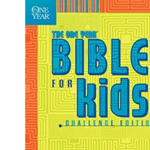 One Year Bible for Kids-Nlt
