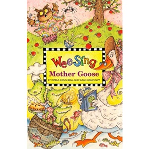 Wee Sing Mother Goose [With CD (Audio)]