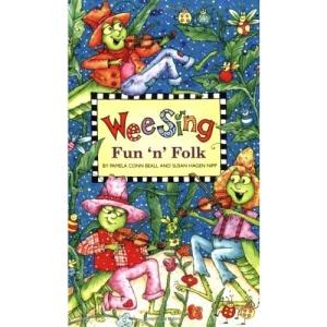 Wee Sing Fun 'n' Folk [With CD (Audio)]