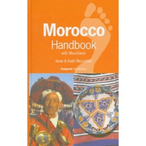 Morocco Handbook: with Mauritania (Footprint Handbooks Series)