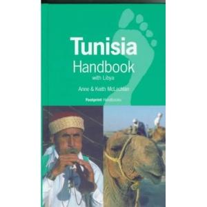 Tunisia Handbook: with Libya (Footprint Handbooks Series)
