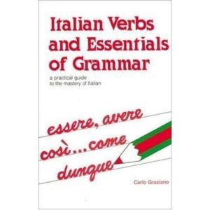 Italian Verbs And Essentials of Grammar (Verbs and Essentials of Grammar Series)