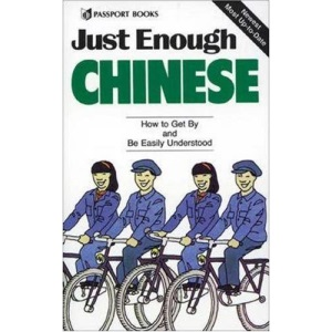 Just Enough Chinese (Just Enough Phrasebook Series)