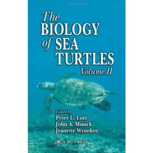 The Biology of Sea Turtles: v. 2 (Marine Biology)