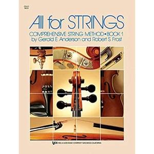 All for Strings: Book 1 (Comprehensive string method)