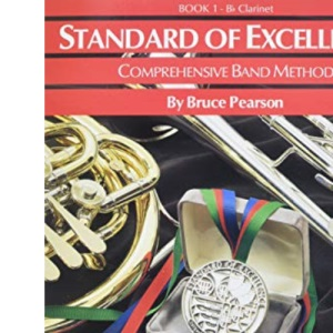 Clarinet: Book 1 (Standard of Excellence Series)