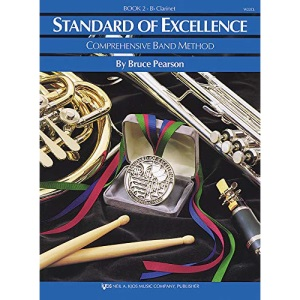 Standard of Excellence: Book 2 : B Flat Trumpet (Standard of Excellence Series)
