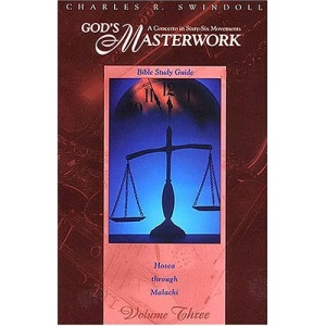 God's Masterwork: Vol 3 (Bible Study Series)
