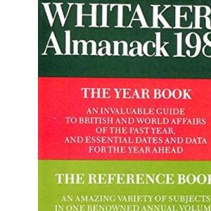 Whitaker's Almanack 1986: 118ann.e. Complete e