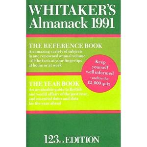 Whitaker's Almanack, 1991: 123ann.e. Complete E