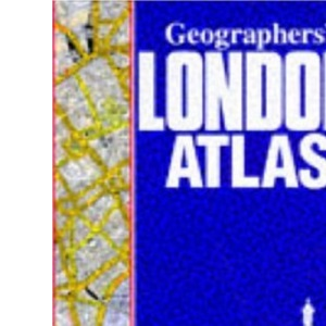 A. to Z. London Atlas (London Street Atlases)