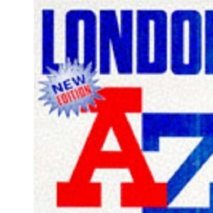 A. to Z. Atlas of London (London Street Atlases)