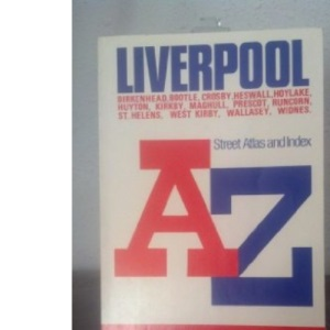A to Z Street Atlas Liverpool