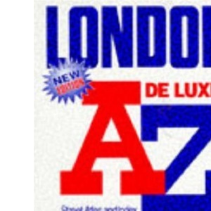 A. to Z. Atlas of London: 1m-3 (London Street Atlases)