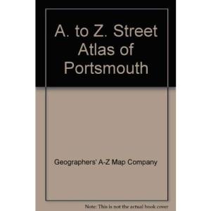 A. to Z. Street Atlas of Portsmouth