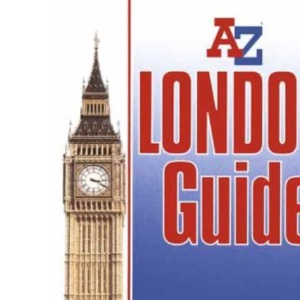 A. to Z. London Handy Guide and Atlas (Street Atlas)