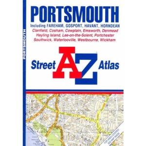 A-Z Street Atlas of Portsmouth